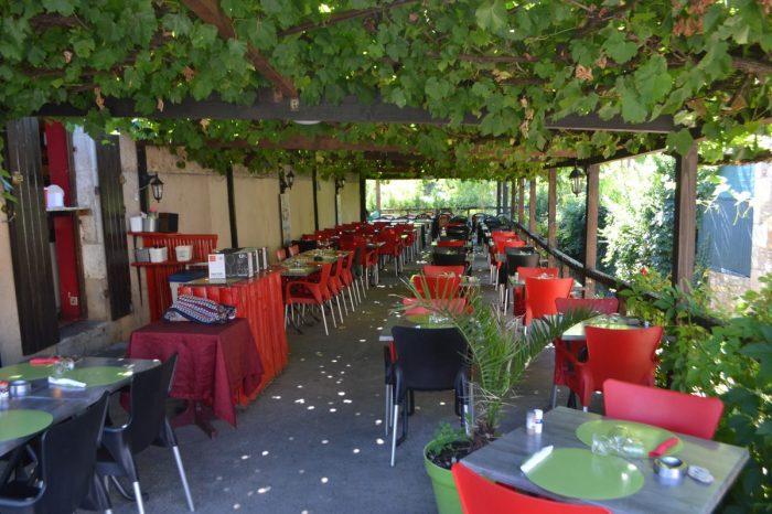 Restaurant pizzeria bar le bugue a24 immobilier le bugue for Garage bruneteau le bugue