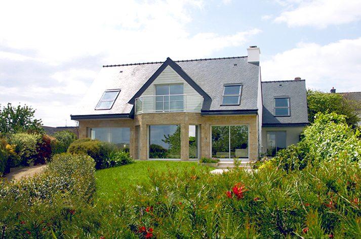 Vue mer le magouer plouhinec arthur colley immobilier for Vente maison individuelle rombas