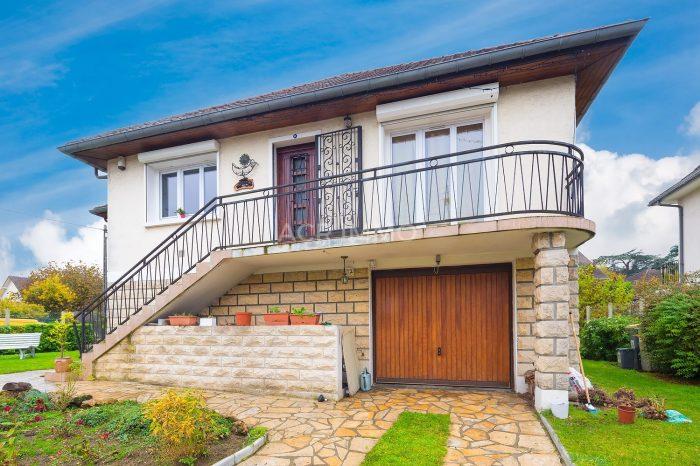 Vente Maison 4 chambres - 8 pièces - 192 m² à Andr (78570)