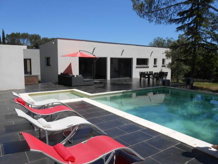 Poulx (30320) Vente Maison 4 chambres - 5 pièces - 165 m²