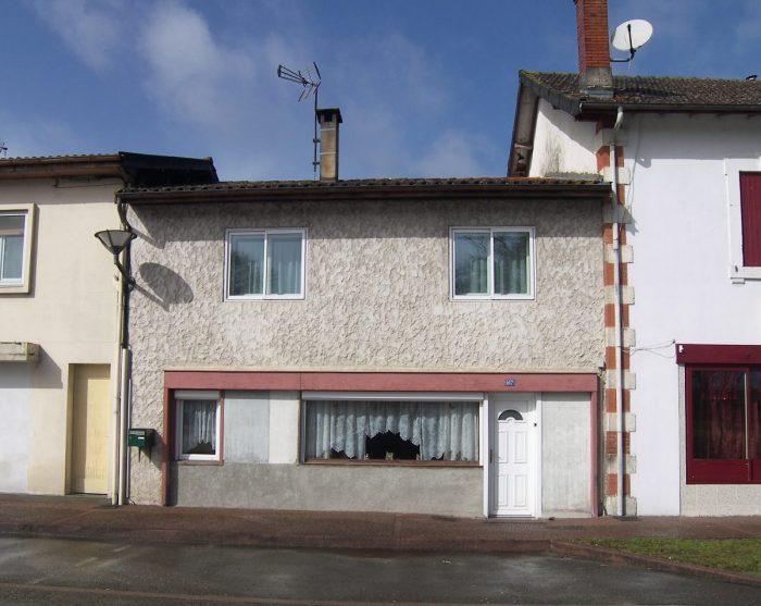 viager maison 6 pièces Sabres 40630