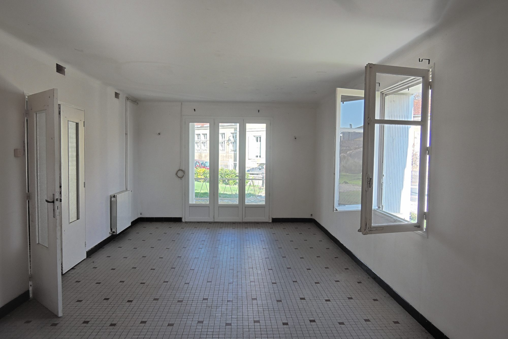 Plain pied brizambourg agama immobilier chaniers for Vente maison individuelle briey