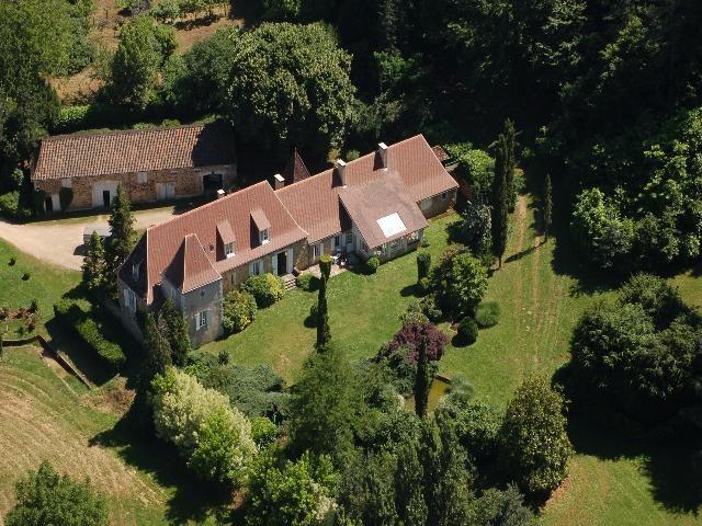Maison 13 pièces 380 m²