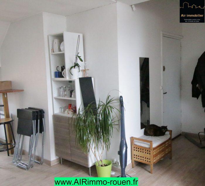 Appartement hyper centre rouen rouen air immobilier rouen for Garage peugeot rouen boulevard de l yser