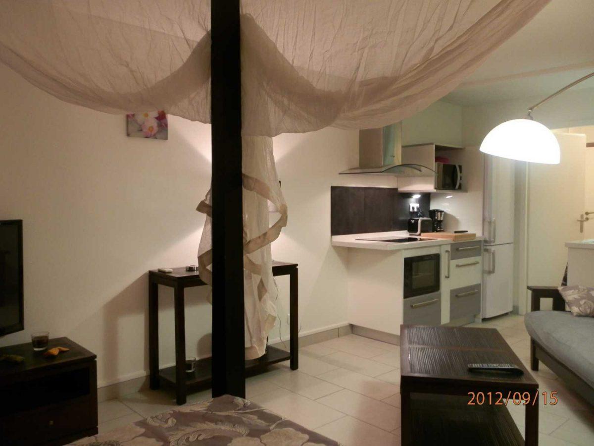 Appartement  Saint-Martin MARIGOT 43 m² 1 pièces