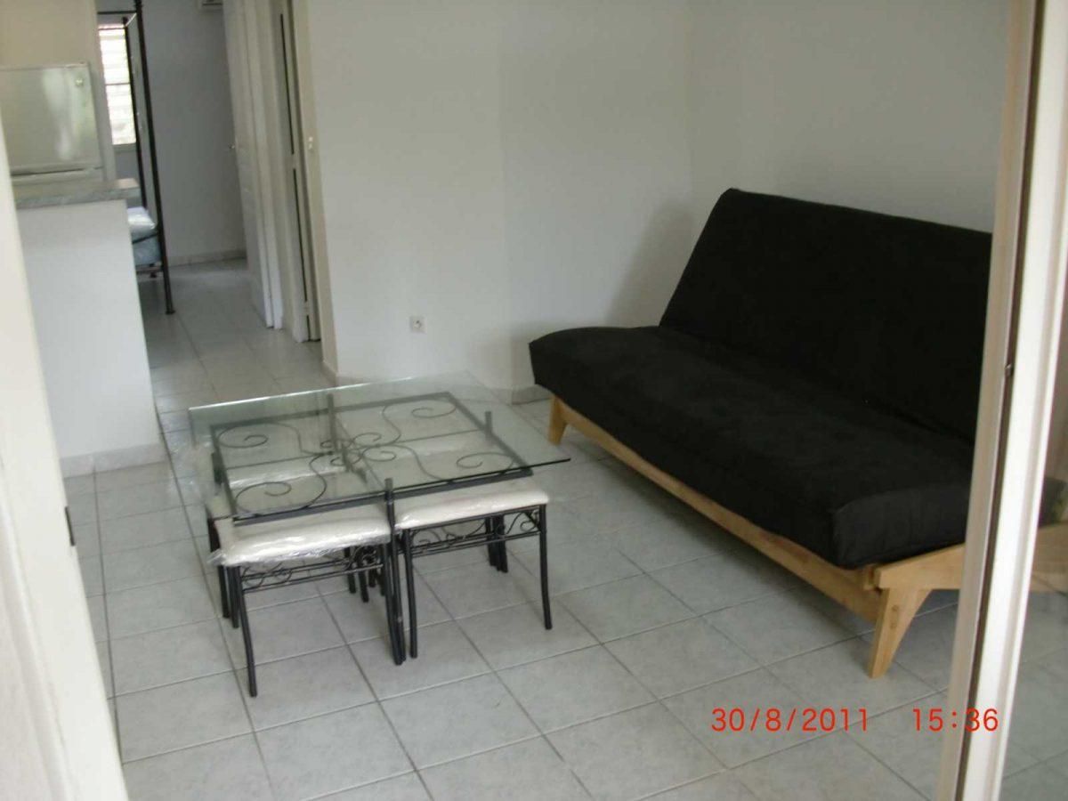 Appartement 35 m² Saint-Martin CONCORDIA 2 pièces