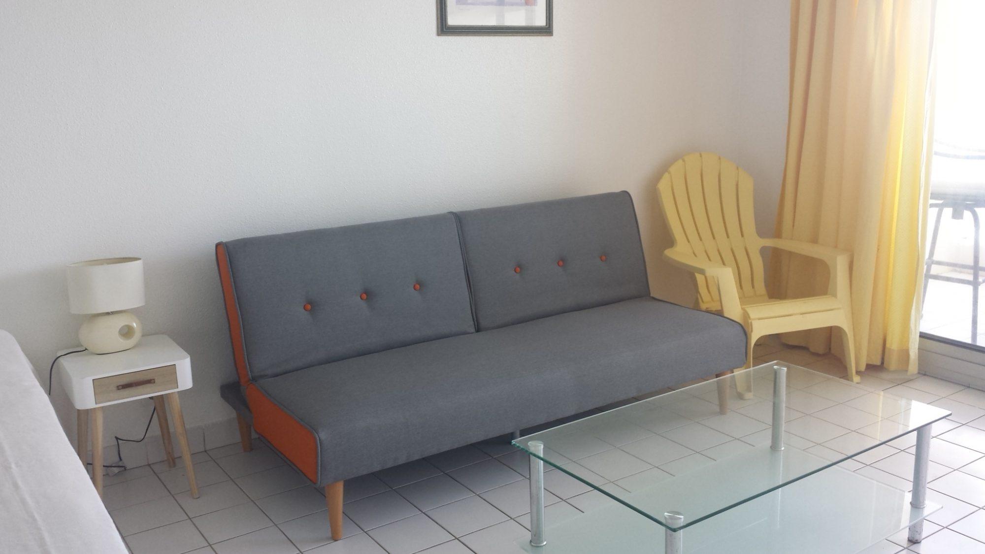 Apartment 33 m² Saint-Martin MARIGOT 1 rooms