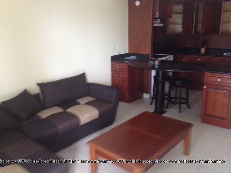 Apartment 60 m² 2 rooms Saint-Martin ALMOND GROVE