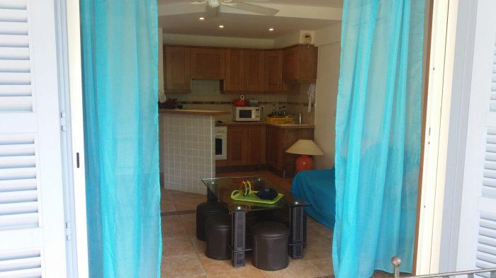 Appartement 42 m² Saint-Martin ANSE MARCEL 2 pièces