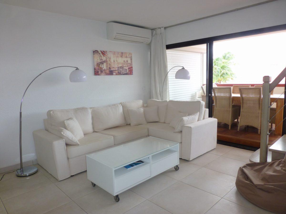 Apartment 108 m² Saint-Martin  3 rooms