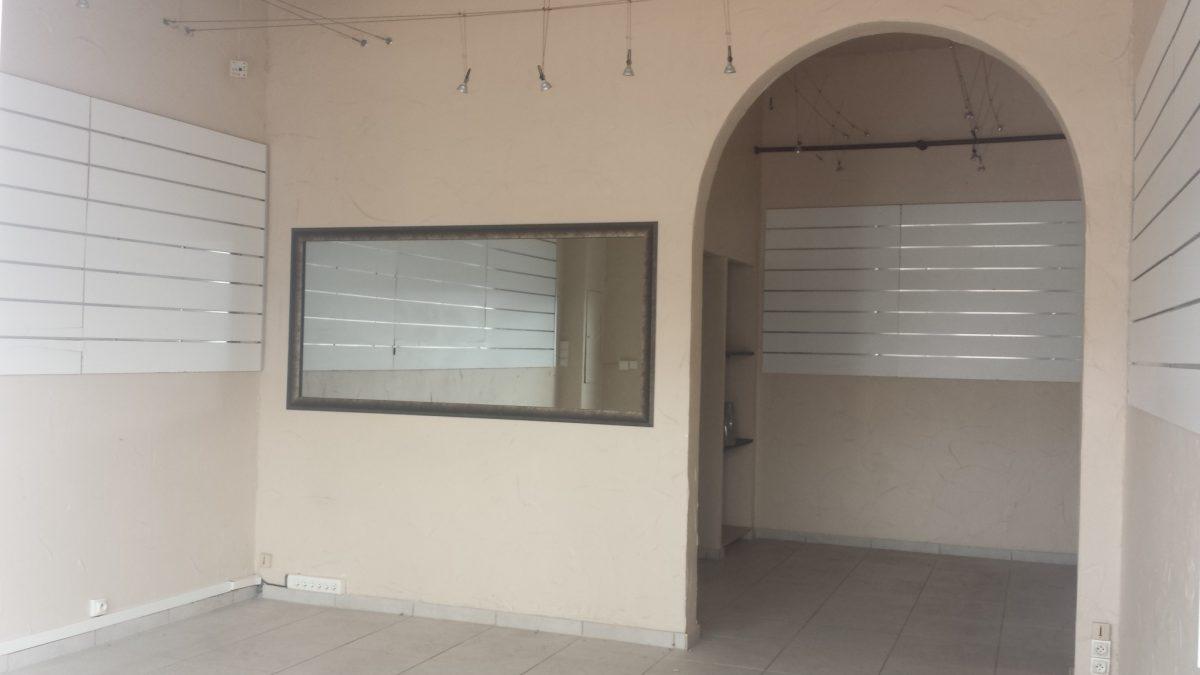 Office/Business Local 30 m² Saint-Martin MARINA ROYALE 1 rooms