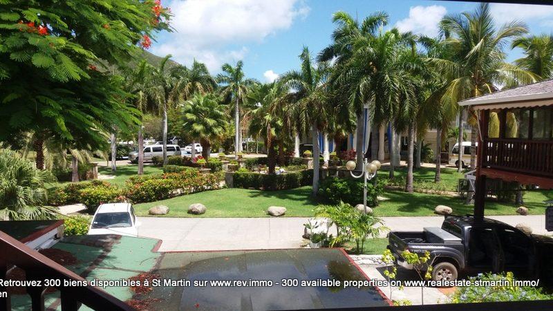 Saint-Martin ANSE MARCEL 37 m² Appartement 2 pièces
