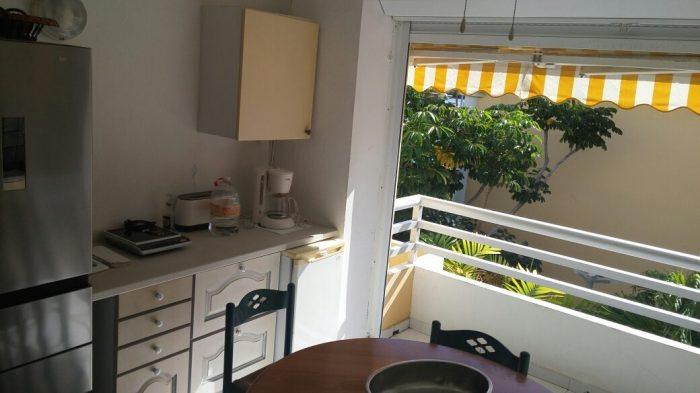 Appartement 47 m² 2 pièces Saint-Martin BAIE NETTLE