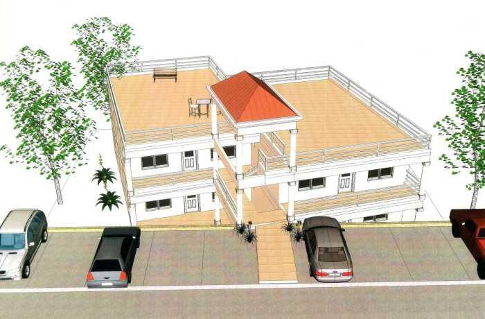 Apartment 106 m²  4 rooms