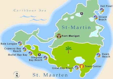 Fonds de commerce 700 m² Saint-Martin   rooms