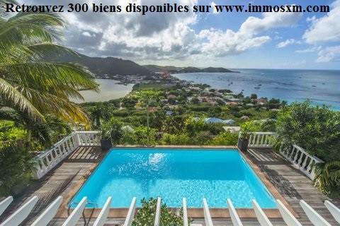 photo de Grand case: Villa de standing, vue imprenable sur mer
