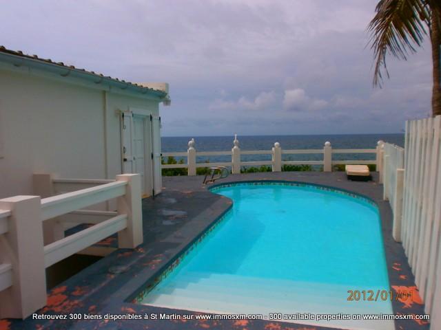 photo de Villa sur la plage avec 3 apparts coté hollandais