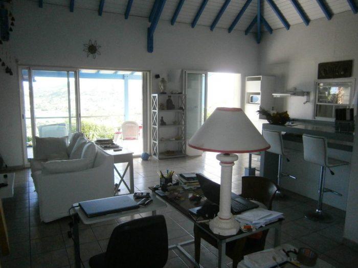 128 m²  Maison Saint-Martin OYSTER POND 5 pièces