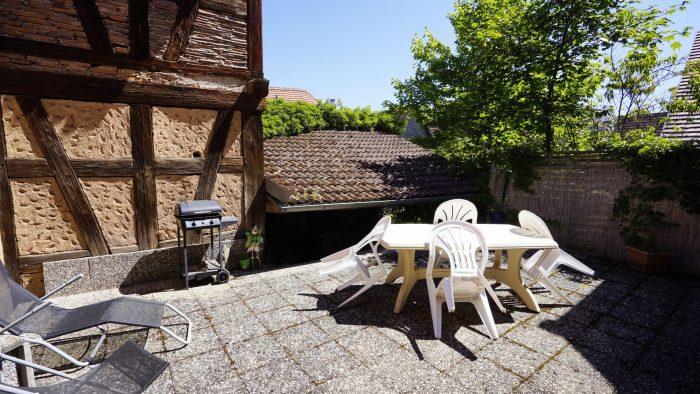 Maison 4 pièces Dambach-la-Ville  83 m²