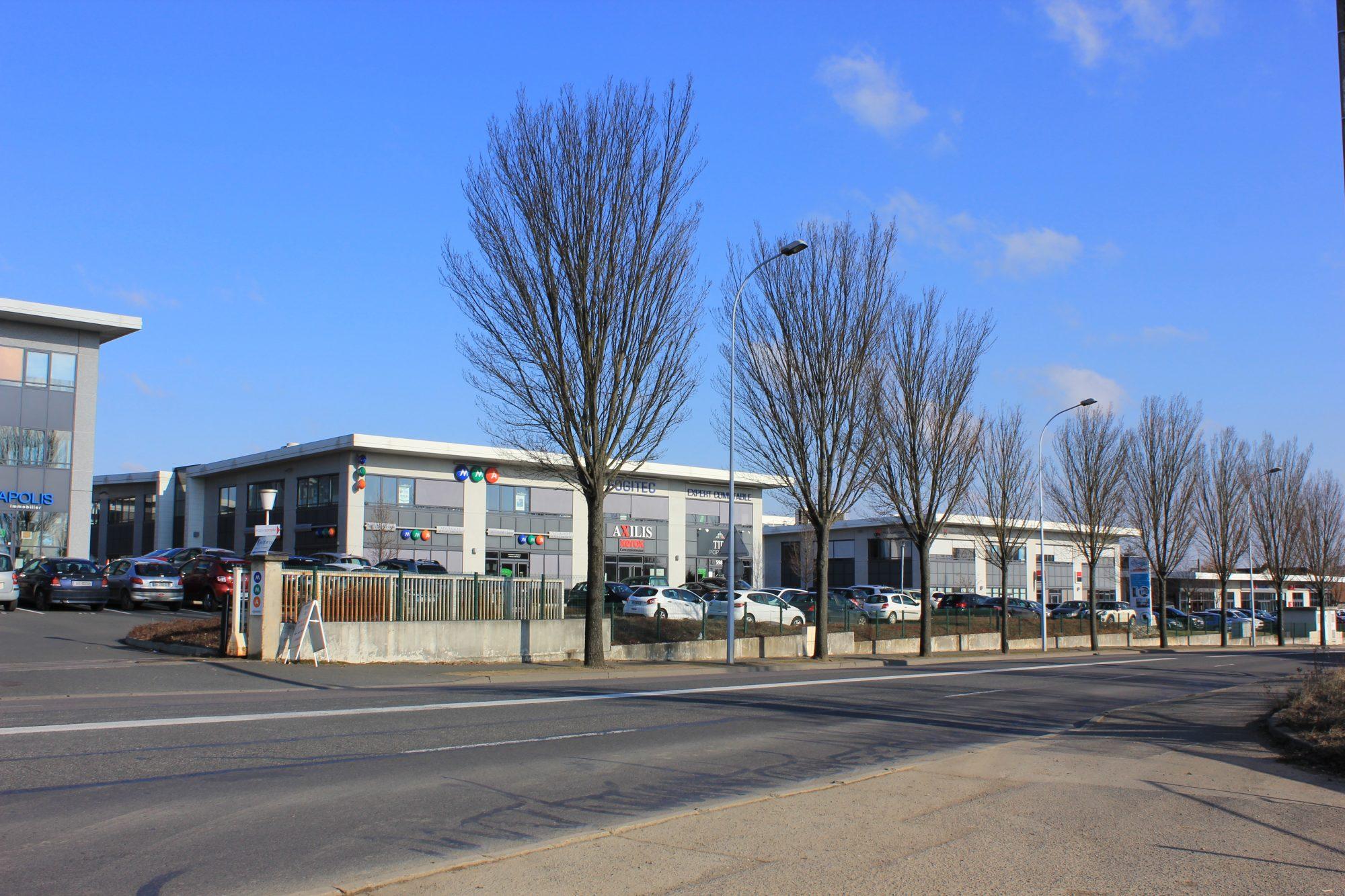 Villefranche sur sa ne parc avenue villefranche sur - Garage berthillon villefranche sur saone ...