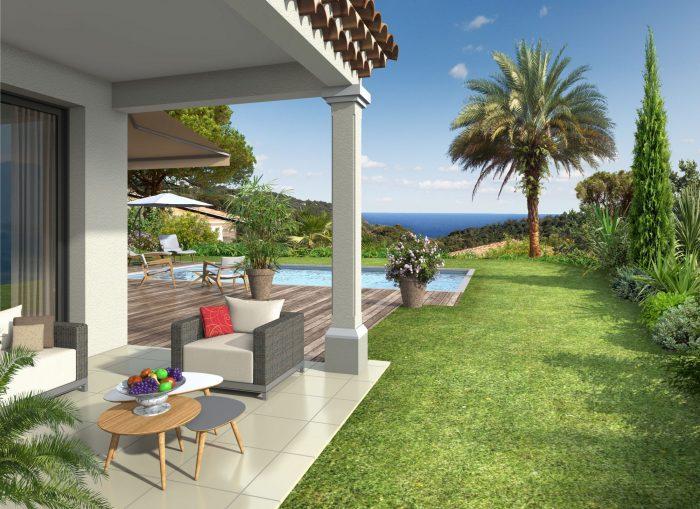 Terrain 0 m² Cavalaire-sur-Mer Golfe de Saint-Tropez  pièces