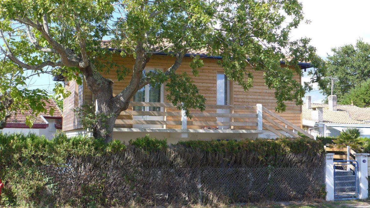 Maison en bon tat au centre d 39 andernos andernos les for Vente maison individuelle 06