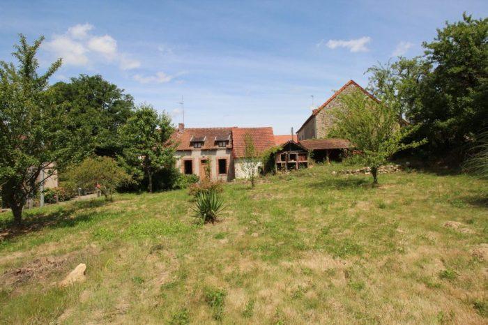 Une maison et sa grange ind pendante restaurer avec un for Vente maison individuelle 06