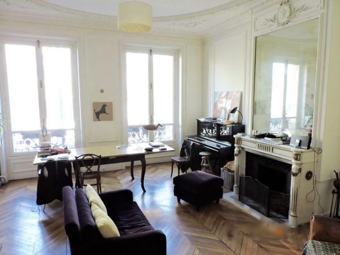 Vente Appartement 3 chambres - 6 pièces - 150 m² à Paris (75019)