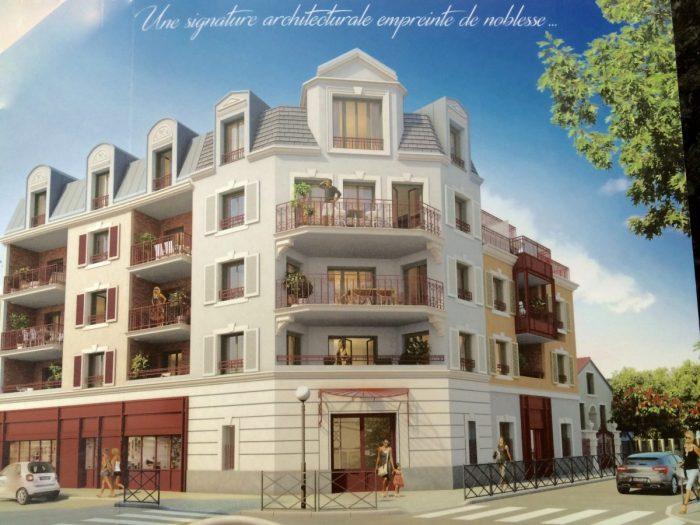 Appartement neuf le blanc mesnil atypiquement votre paris for Atypiquement votre immobilier