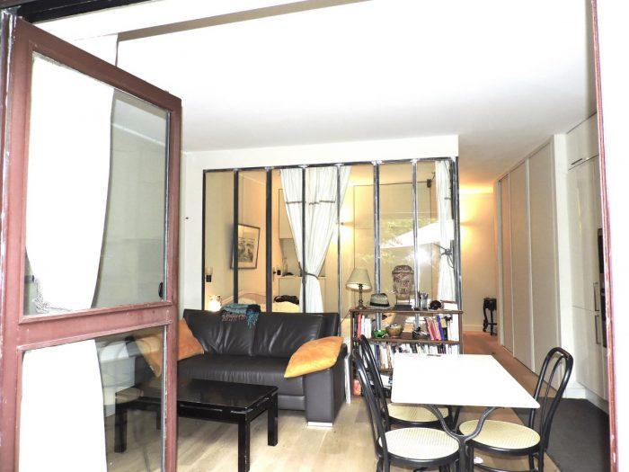 Appartement avec jardin paris 75000 for Atypiquement votre immobilier