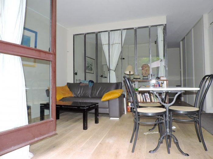 Appartement avec jardin paris 20 m nilmontant 75020 for Atypiquement votre immobilier