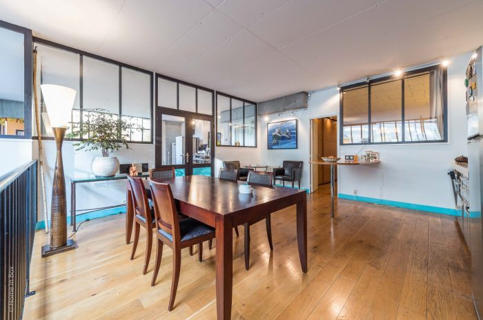 Vente Appartement 1 chambre - 5 pièces - 177 m² à Montreuil (93100)