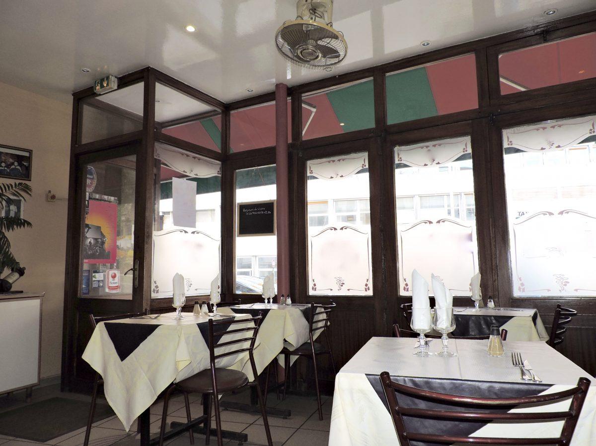 Restaurant colombes atypiquement votre paris for Atypiquement votre immobilier