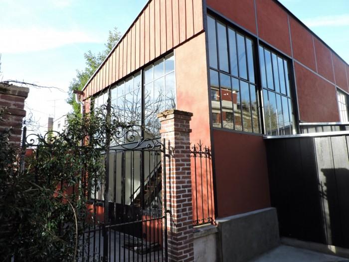 Maison loft en duplex montreuil atypiquement votre paris for Achat maison montreuil