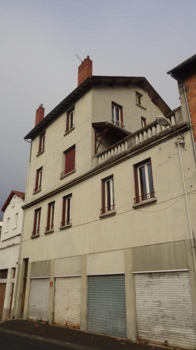 Vente Immeuble  - 232 m² à Thiers (63300)