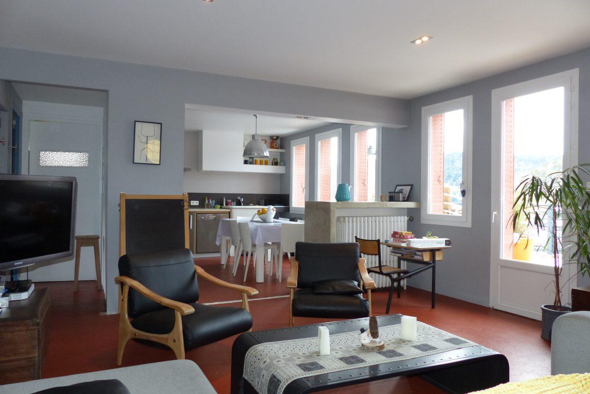 Appartement Villard-de-Lans Centre 73 m² 3 pièces