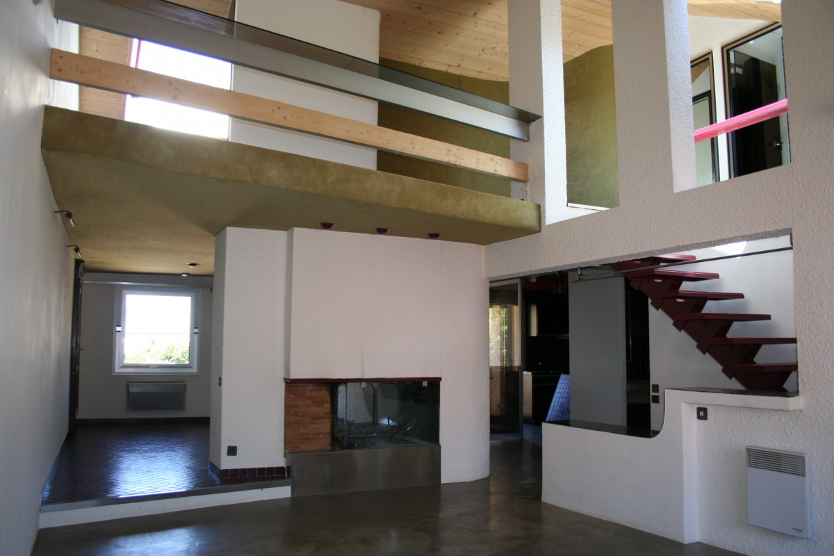 Appartement 93 m²  5 pièces