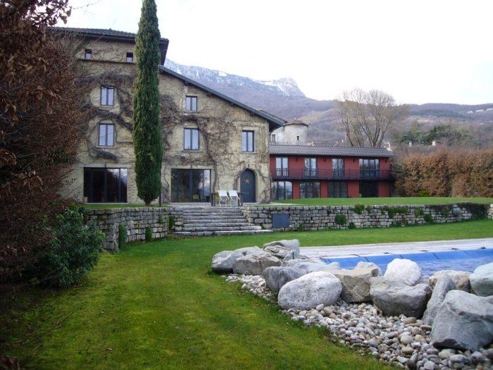 Vente Maison 6 chambres - 14 pièces - 630 m² à Seyssins (38180)