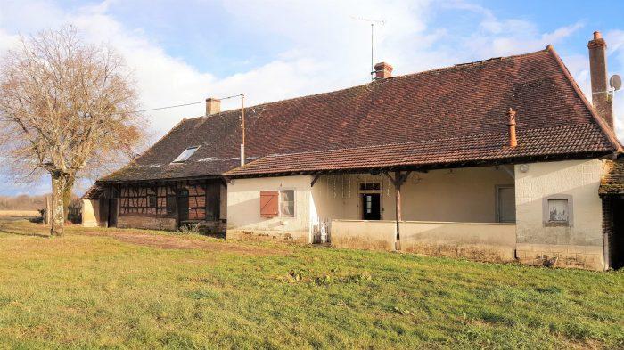 Vente Maison 2 chambres - 5 pièces - 210 m² à Louhans (71500)