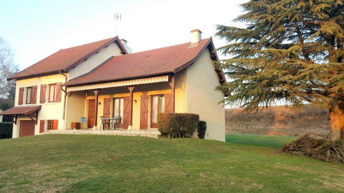 Vente Maison 4 chambres - 6 pièces - 96 m² à Louhans (71500)