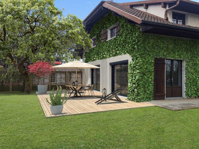 Vente Maison 4 chambres - 6 pièces - 195 m² à S (01170)
