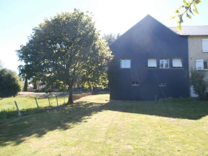 Maison avec partie appartement habitable de suite en for Vente maison individuelle surface habitable