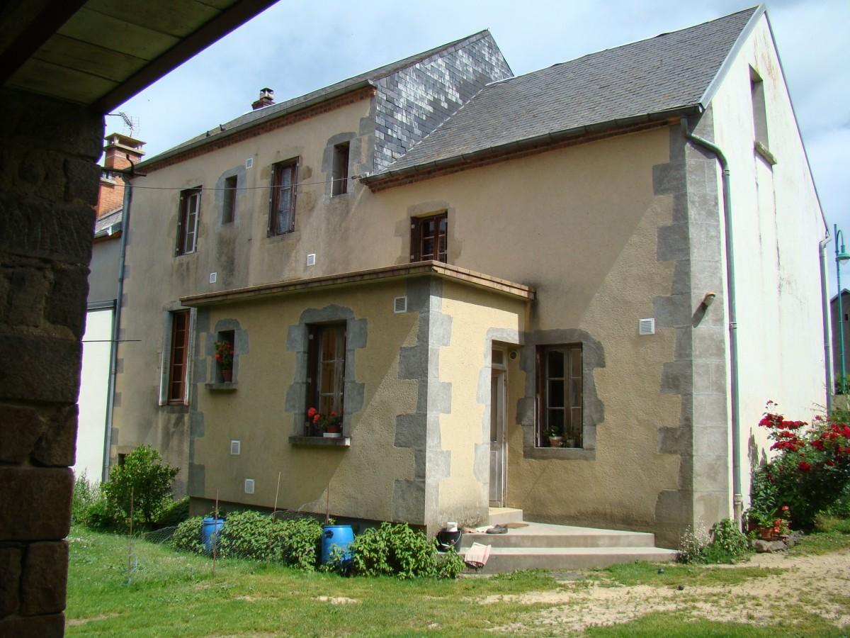Maison en auvergne saint marcel en marcillat a la campagne immobilier pionsat - Leboncoin puy de dome immobilier ...