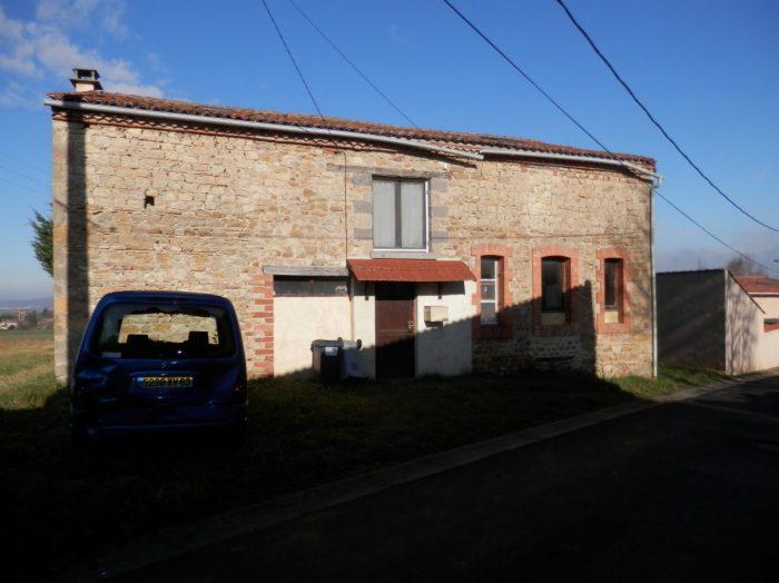 Vente Maison 3 chambres - 4 pièces -  à Lamontgie (63570)