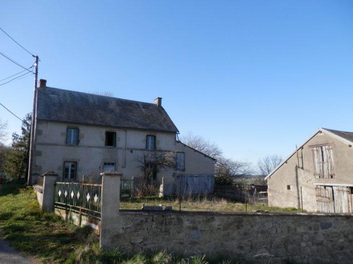 Maison de campagne avec dependances et jardin saint for Jardin immobilier vallangoujard