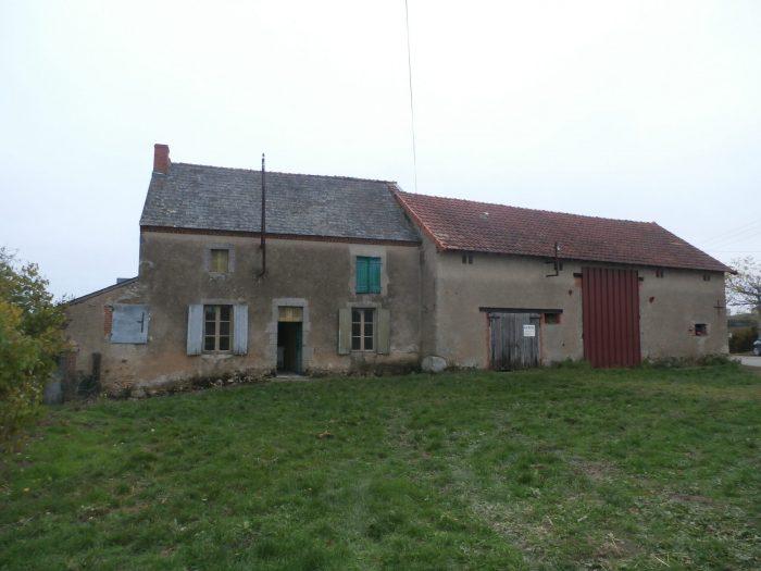 Vente maison 03 allier achat villa allier for Achat maison 03