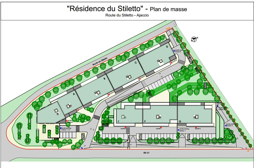Appartement Ajaccio Vente