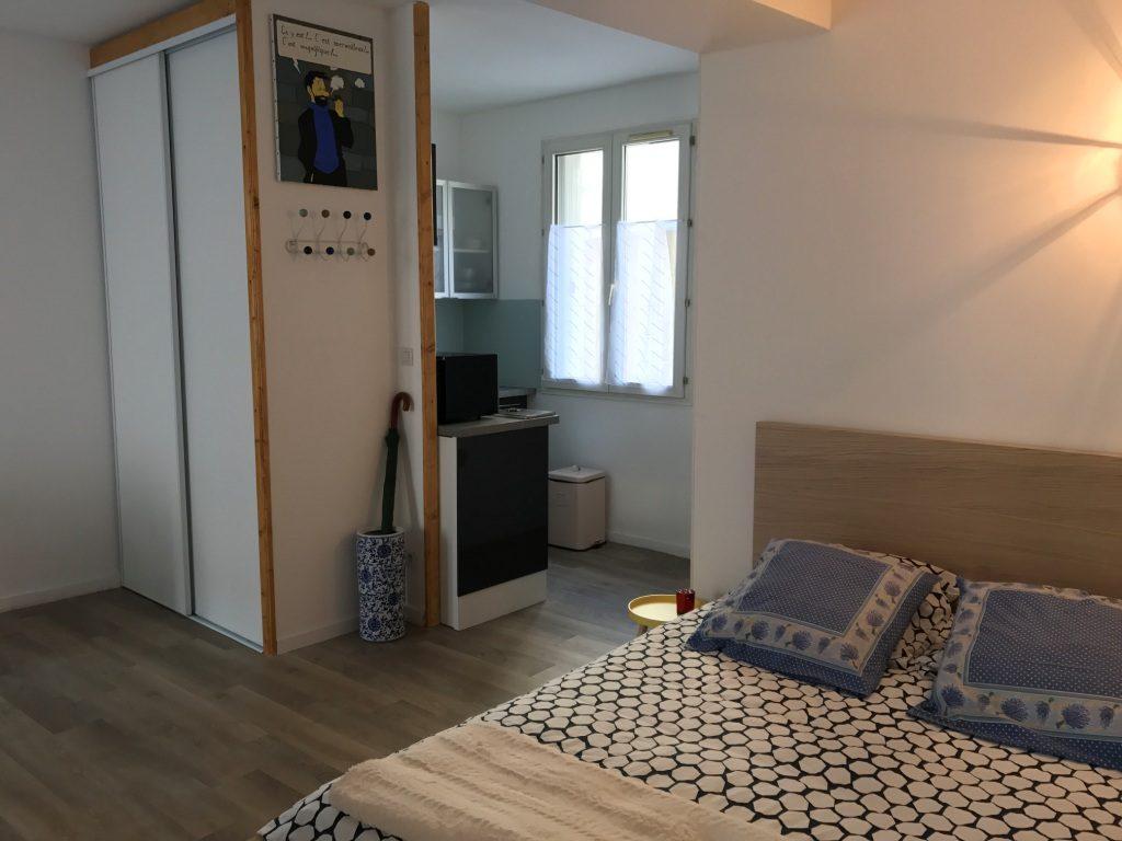 Studio meubl victoire rue mazagran bordeaux cabinet for Location appartement bordeaux weekend