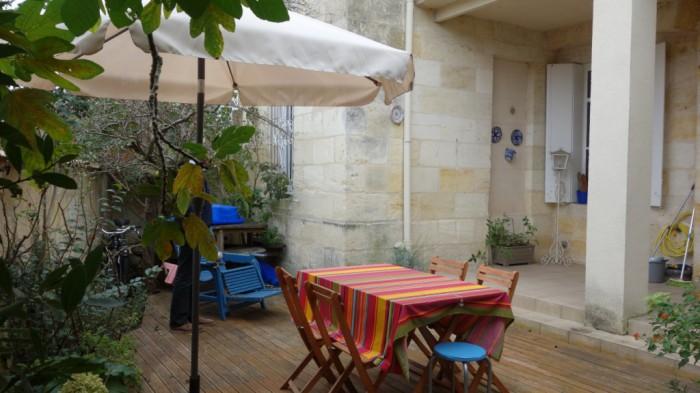 Vente Maison 4 chambres - 6 pièces - 183 m² à Bordeaux (33000)