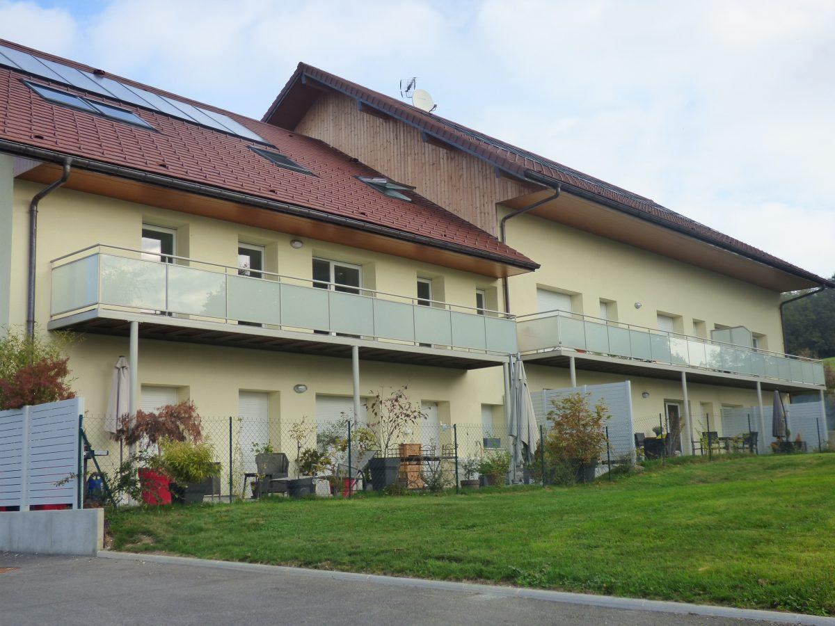 Appartement t 5 saint martin bellevue agence du pays de for Notaire cruseilles
